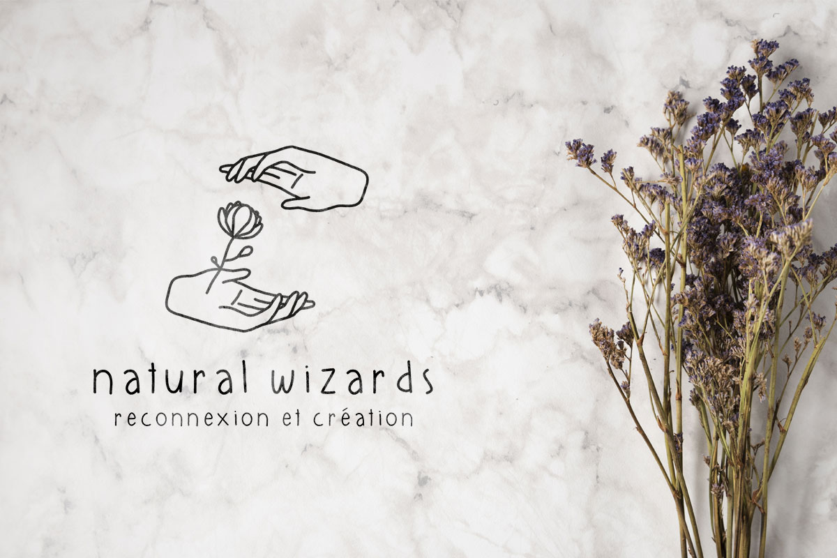 Logo Illustré | Natural Wizards