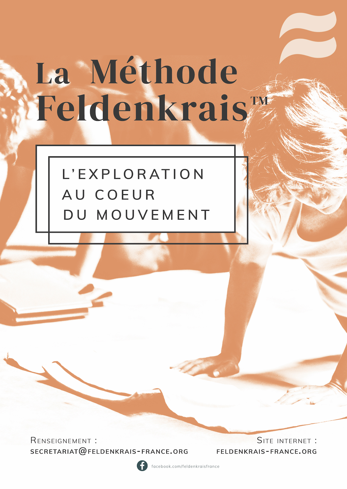 Flyer Feldenkrais France 2021